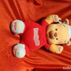 Juguetes Antiguos: PELUCHE OSITO OSO WINNIE THE POOH. Lote 131279643