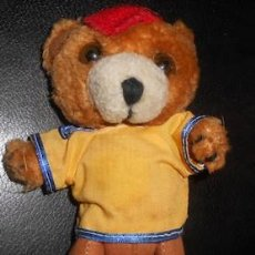 Brinquedos Antigos: OSITO DE PELUCHE PREMIUM DE AGFA. Lote 100327023