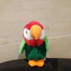 Brinquedos Antigos: LORO PELUCHE (CAJA 45). Lote 100597906