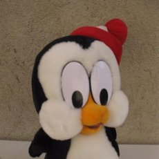 Juguetes Antiguos: PELUCHE DE CHILLY WILLY - WALTER LANTZ.. Lote 164824909