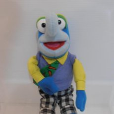 Juguetes Antiguos: PELUCHE GONZO THE MUPPETS, TELEÑECOS, JIM HENSON. Lote 104729023