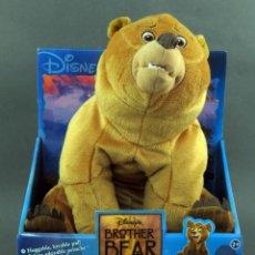 Brinquedos Antigos: KENAI BROTHER BEAR HERMANO OSO DISNEY HASBRO 2003 NUEVO EN CAJA. Lote 120509471