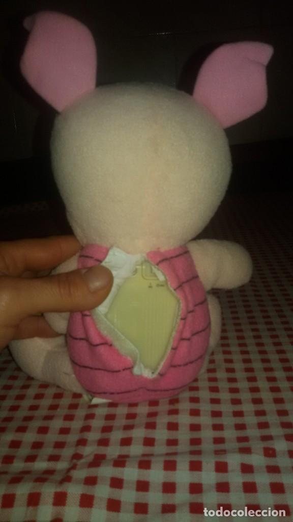 Juguetes Antiguos: oso mattel winnie de pooh peluche con mecanismo. 2007 - Foto 2 - 109041919