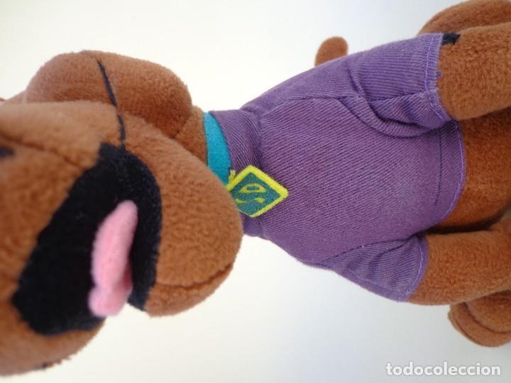 Juguetes Antiguos: Antiguo peluche Scooby-Doo - Hanna Barbera - Foto 2 - 112818371