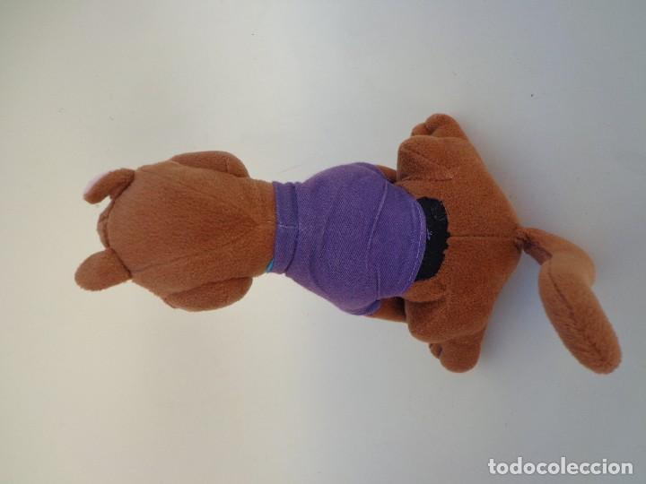 Juguetes Antiguos: Antiguo peluche Scooby-Doo - Hanna Barbera - Foto 3 - 112818371