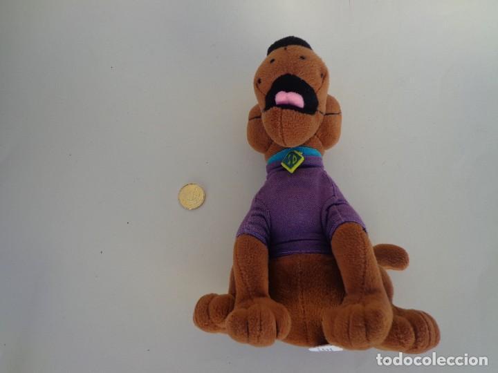 Juguetes Antiguos: Antiguo peluche Scooby-Doo - Hanna Barbera - Foto 4 - 112818371