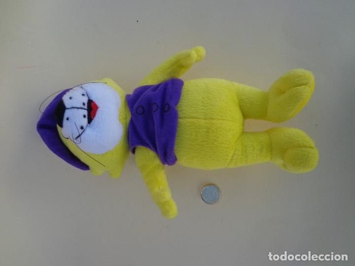 Juguetes Antiguos: Antiguo peluche Top Cat - Hanna Barbera - Foto 4 - 112818723