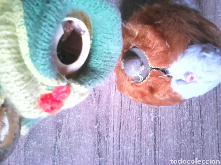 Juguetes Antiguos: Viejo muñeco,oso,con mecanismo a cuerda,made in spain - Foto 2 - 113936350