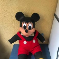 Juguetes Antiguos: PELUCHE GRAN TAMAÑO MICKEY MOUSSE , MUY ANTIGUO. Lote 115514915