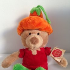 Juguetes Antiguos: PELUCHE OSITO DUENDE. HERMANN TEDDY. Lote 118479199