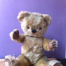 Juguetes Antiguos: MUY ANTIGUO OSITO DE PELUCHE CHAD VALLEY (MARCADO) - TEDDY BEAR. Lote 122831871