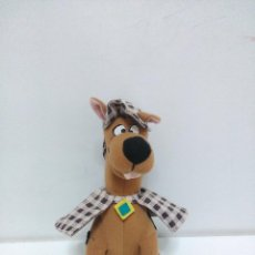 Juguetes Antiguos: PELUCHE SCOOBY DOO 24CM. Lote 126185759