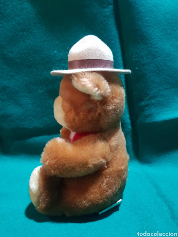 Juguetes Antiguos: Oso de peluche Canadá - Foto 2 - 128904094