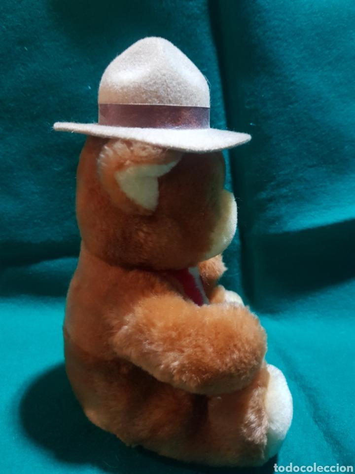 Juguetes Antiguos: Oso de peluche Canadá - Foto 4 - 128904094