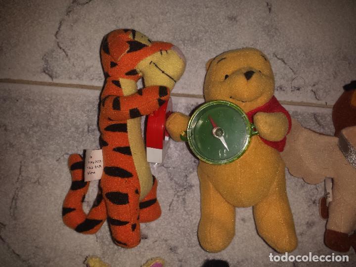 Juguetes Antiguos: lote de 8 peluches mcdonald años 2002,2003 - Foto 4 - 130903812
