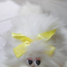 Juguetes Antiguos: PELUCHE AMBER. Lote 132792178