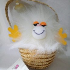 Juguetes Antiguos: PELUCHE AMBER. Lote 132792478