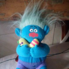 Juguetes Antiguos: TROLLS DREAMWORKS PELUCHE 2016. Lote 133581302