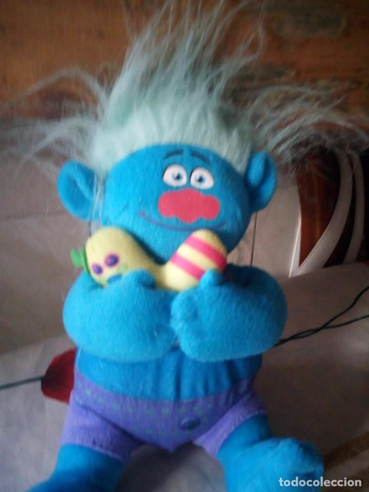 Juguetes Antiguos: trolls dreamworks peluche 2016 - Foto 2 - 133581302