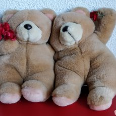 Juguetes Antiguos: PELUCHES OSOS OSITOS AMOR. ANDREW BROWNSWORD. Lote 136192474