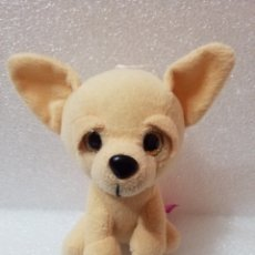 Juguetes Antiguos: PELUCHE CHIHUAHUA PAWS (15CM). Lote 138342730