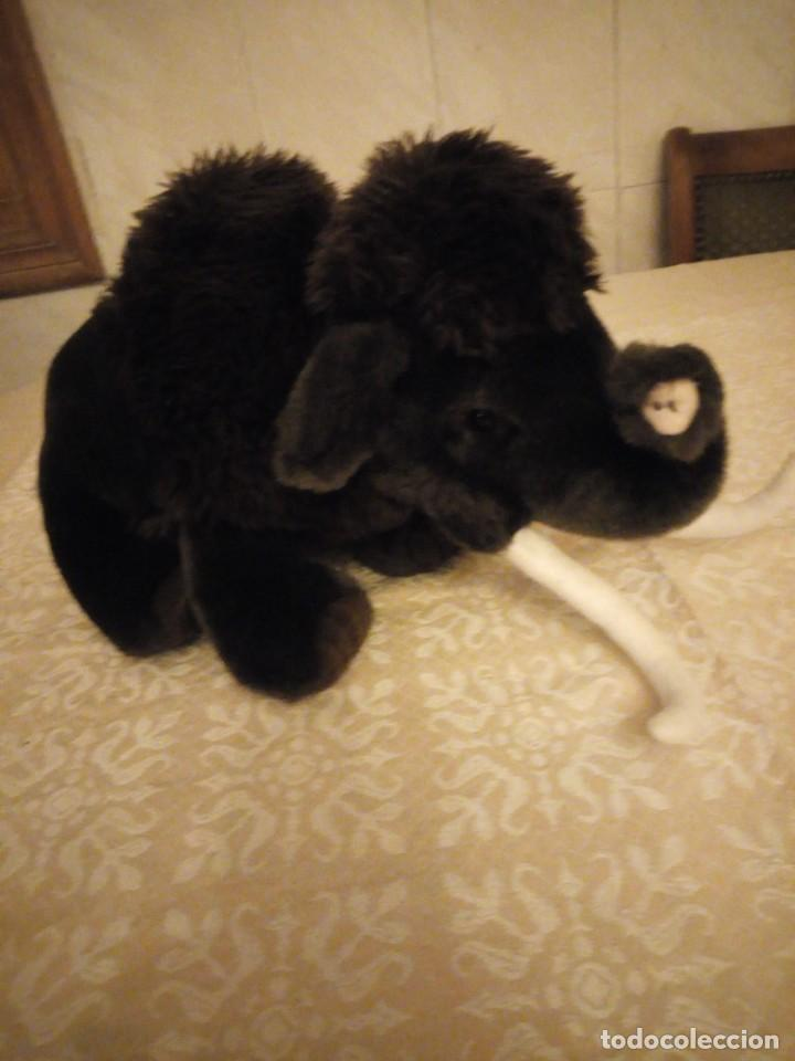 Juguetes Antiguos: Precioso mamut de peluche 2006 wild republic. - Foto 3 - 139669770