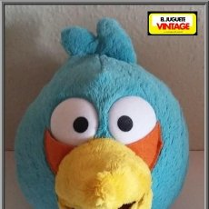 Jouets Anciens: PELUCHE ANGRY BIRDS 25 CM. Lote 140787014
