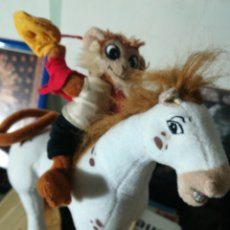 Juguetes Antiguos: PELUCHE CABALLO RODEO. Lote 144027613