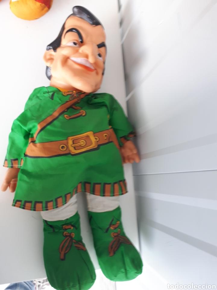 Juguetes Antiguos: Curiosa Pareja de muñecos STAR TOY ADOLFO SUAREZ Y ALFONSO GUERRA STAR TOYS - Foto 3 - 144966306