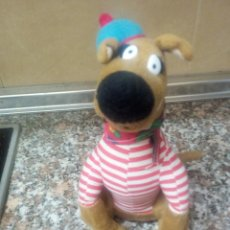Juguetes Antiguos: PELUCHE SCOOBY DOO . Lote 146589646