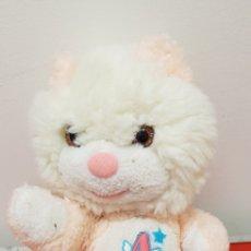 Juguetes Antiguos - Peluche oso angeloso de vir años 80 - 146684861