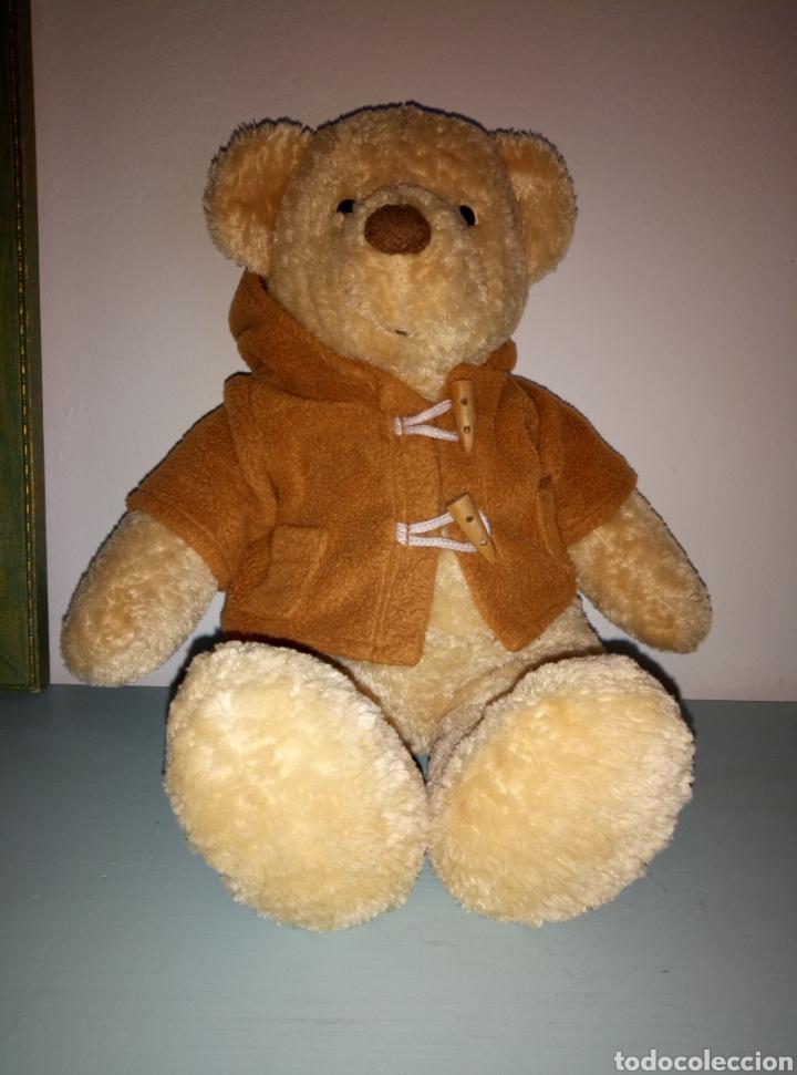 Juguetes Antiguos: oso peluche 40 cm - Foto 2 - 148627054
