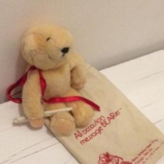 Juguetes Antiguos: TEDDY BEAR, OSITO MENSAJERO 1982. Lote 172117664