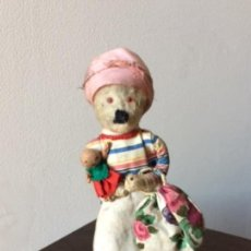 Juguetes Antiguos: TEDDY BEAR, OSITA DE PELUCHE ANTIGUO 1920-30. Lote 150405054