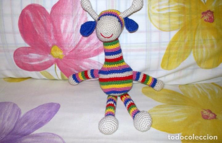 Sonajero Amigurumi!! (FÁCIL) - YouTube | Jirafa tejida al crochet ... | 466x720