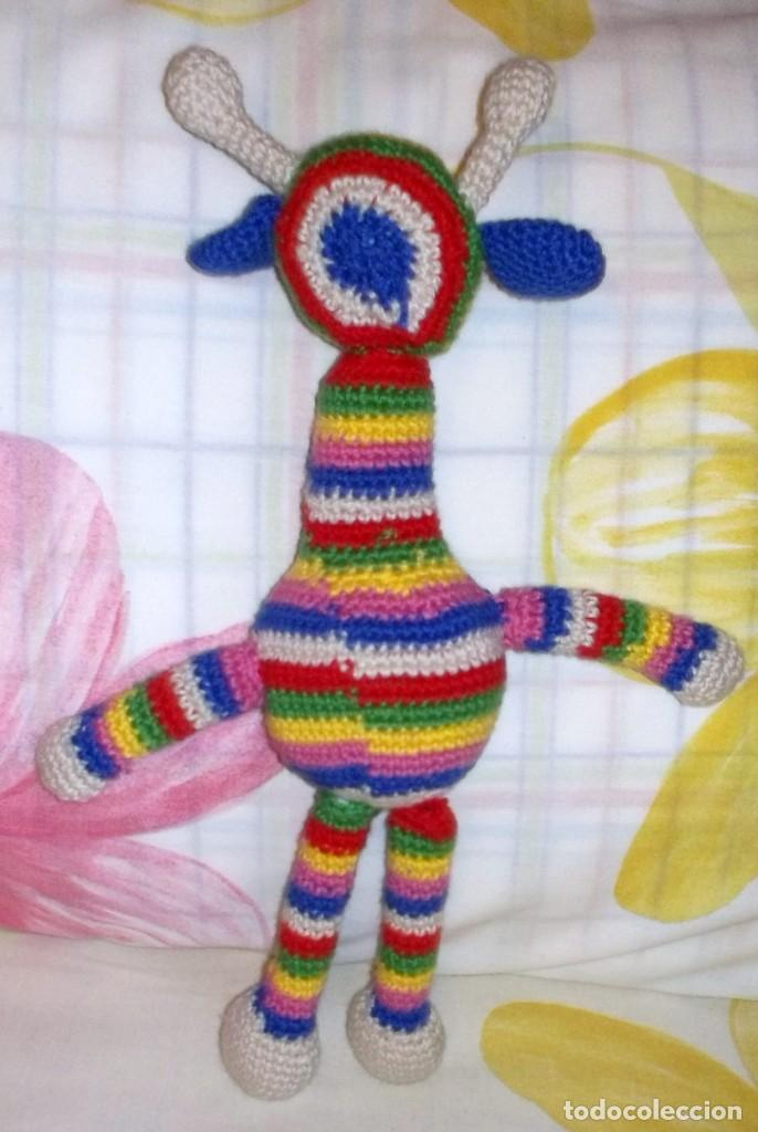 Crochet Giraffe PATTERN Amigurumi giraffe pattern pdf tutorial ... | 1024x686