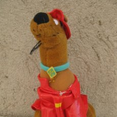 Juguetes Antiguos: PELUCHE DE SCOOBY-DOO - PLAY-BY-PLAY.. Lote 152754818