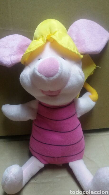 MUÑECA DE PELUCHE PEPPA PIG (Juguetes - Ositos & otros Peluches)