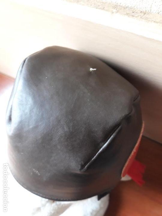 Juguetes Antiguos: Peluche snoopy con gorro de aviador y bufanda- 40 cms - Foto 10 - 154293114