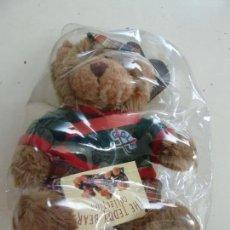 Juguetes Antiguos: THE TEDDY BEAR COLLECTION. JUGADOR DE GOLF.. Lote 154789978