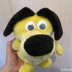 Juguetes Antiguos: DOG TEDDY THOMSON PELUCHE PERRO AÑOS 80. Lote 155266778