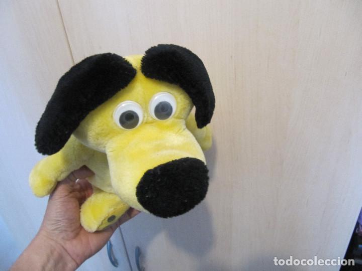 Juguetes Antiguos: DOG TEDDY THOMSON PELUCHE PERRO AÑOS 80 - Foto 5 - 155266778