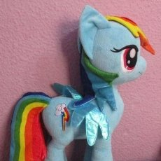 Juguetes Antiguos: PELUCHE MY LITTLE PONY 45CM. Lote 157866734
