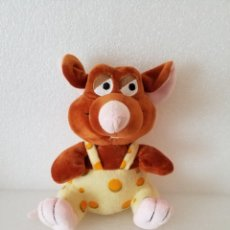 Juguetes Antiguos: PELUCHE RATA PLAY BY PLAY (20CM).. Lote 159626166