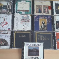 Juguetes Antiguos: 14-00052 PACK 13 CDS ORIGINALES + 4 FUNDAS. Lote 161452750