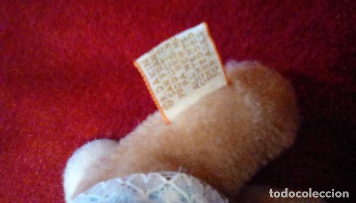 Juguetes Antiguos: Antiguo conejito de peluche mohair. - Foto 3 - 162373742