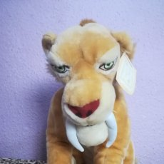 Juguetes Antiguos: PELUCHE DIEGO ICE AGE 40CM. Lote 166647130