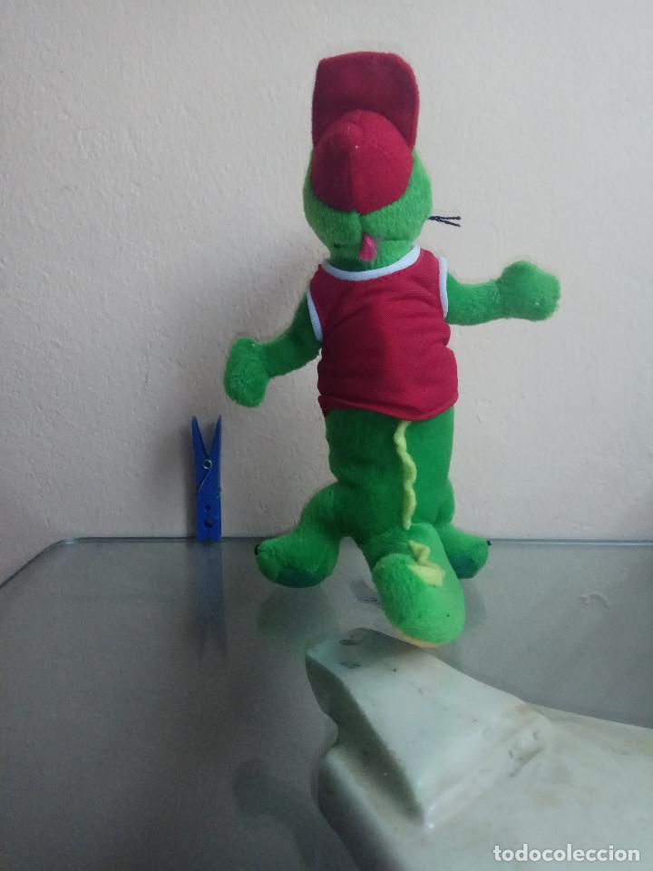 Juguetes Antiguos: Cristofer el Cocodrilo peluche supercroc N 9 PMS 22 cm Toys - Foto 2 - 166933304