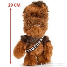 Juguetes Antiguos: PELUCHES STAR WARS. Lote 171655869