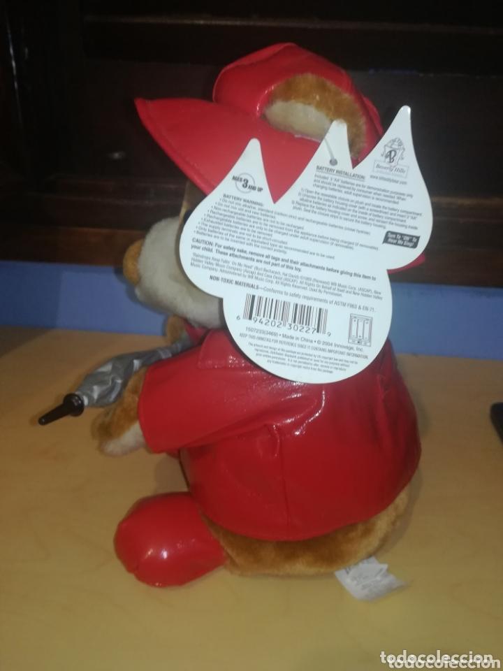 Juguetes Antiguos: Oso de Peluche Rainy Day Bear, innovage Inc. año 2004 - Foto 3 - 173532093